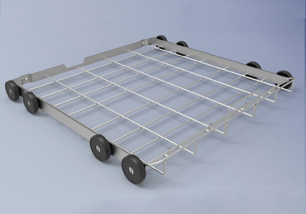 Upper middle layer module basket FA-Z04